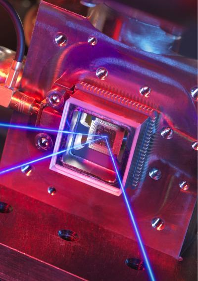 Ion Microchip