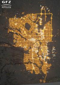 Animation of Lighting Change in Calgary