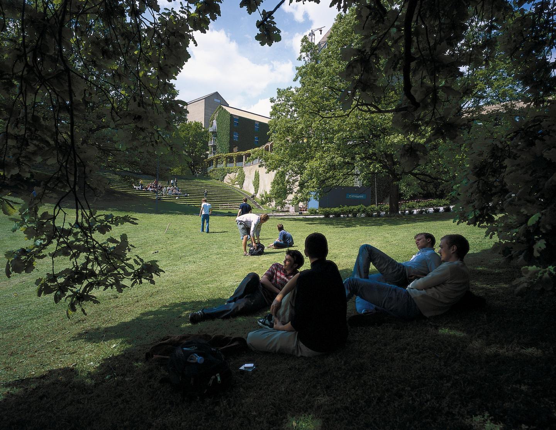 Students at Aarhus University