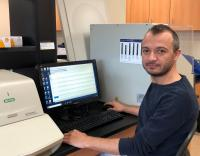 CABBI's Mehmet Tufan Oz sequences gene-edited sugarcane