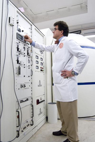 Peter T. Fox, M.D.,  University of Texas Health Science Center at San Antonio