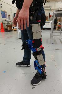 Exoskeleton Fit Apparatus
