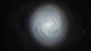 Ram pressure stripping doesn't spell immediate end for galaxy NGC4921