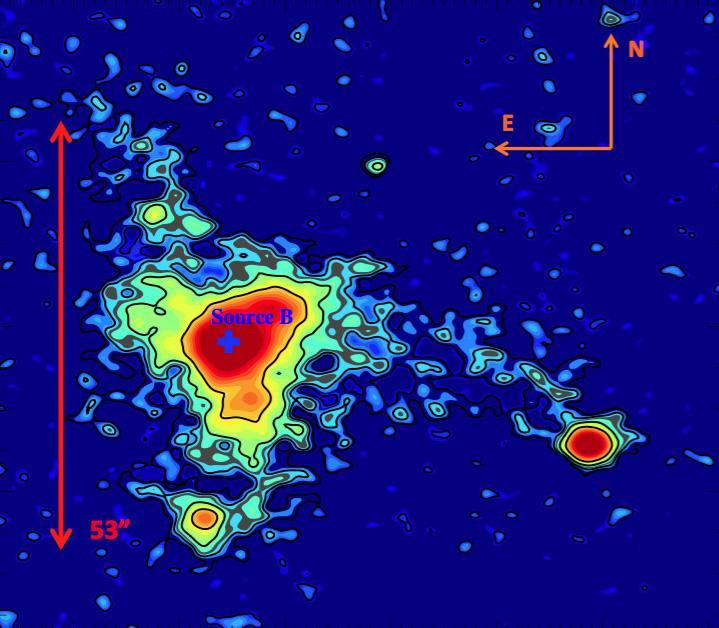 Lyman-alpha Nebula