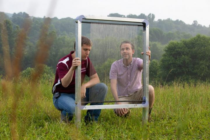 Jonathan Boreyko and Brook Kennedy