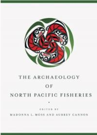 Cover of 'The Archaeology of North Pacific Fisheries'