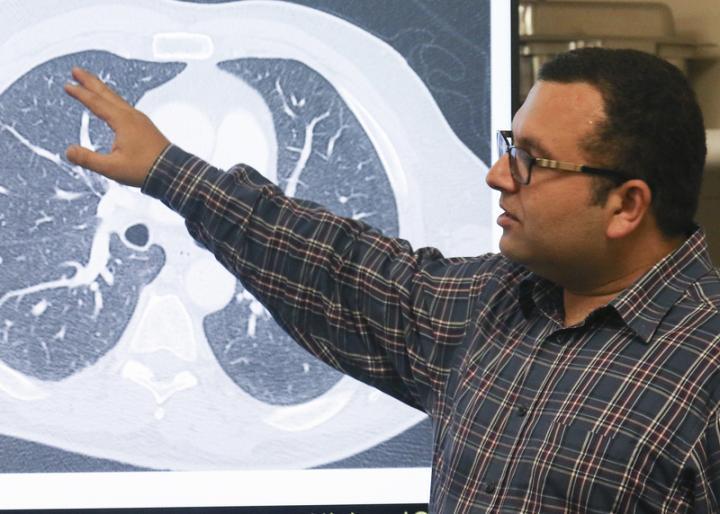 Engineering Assistant Professor Ulas Bagci, University of Central Florida