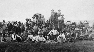 Mormon Pioneer Mortality Rates Calculated At 3.5 Percent