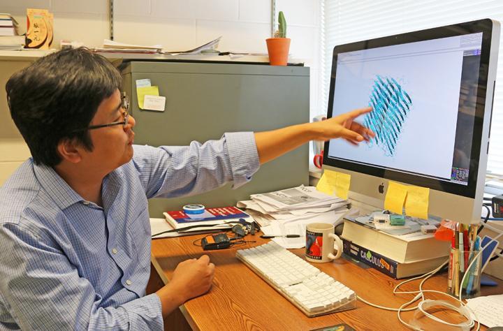 Dr. Feng Ding