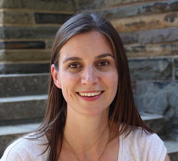 Jessica Damoiseaux, Ph.D., Wayne State University