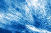 Polar Mesospheric Clouds Observed by PMC Turbo (Animated GIF)
