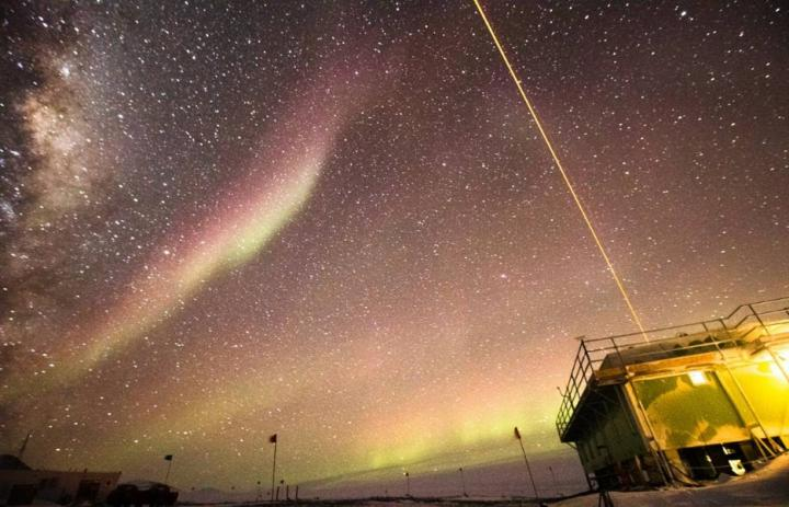Antarctic Night Sky