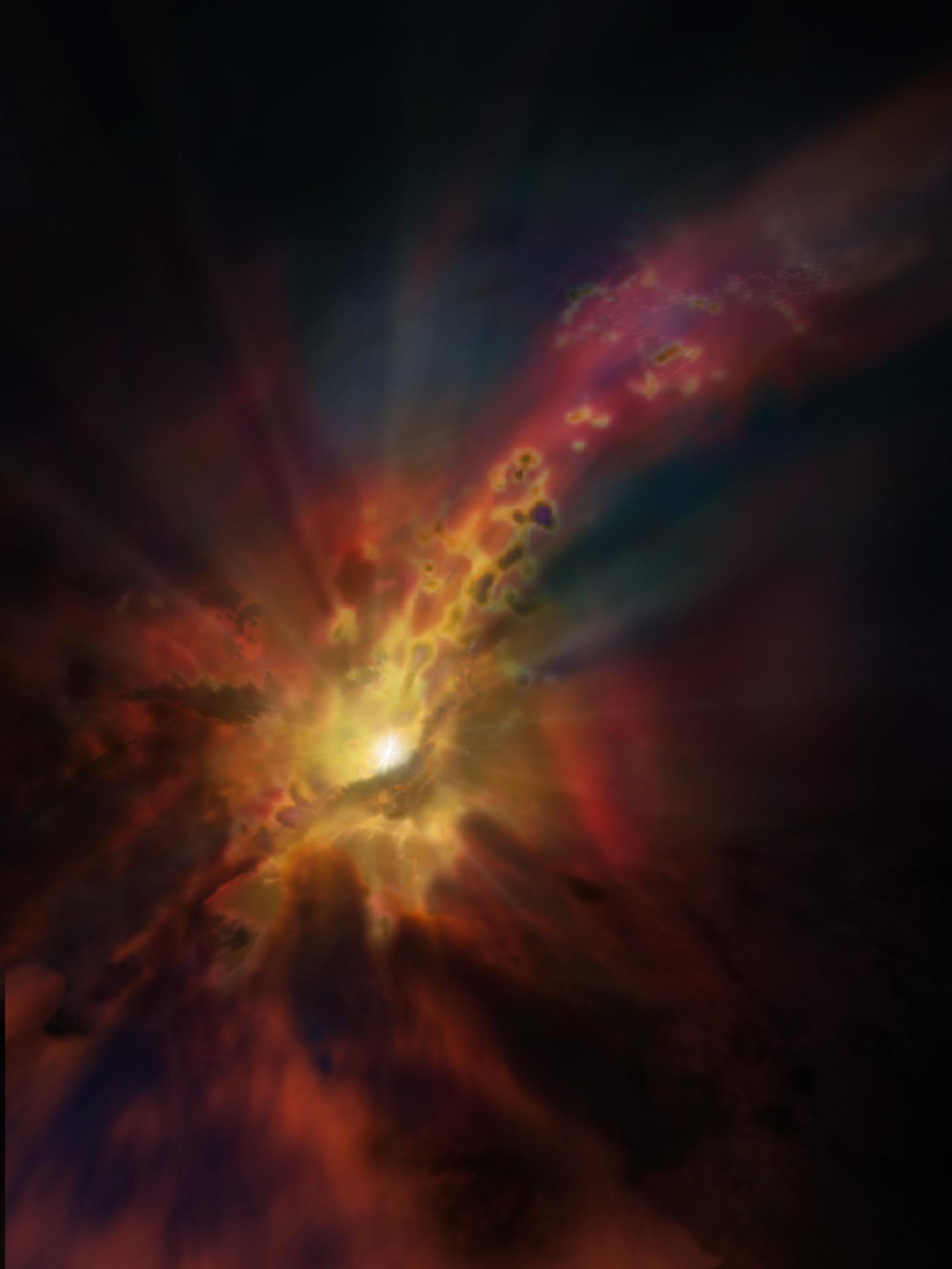 Cosmic Weather -- Cold, Chaotic Accretion