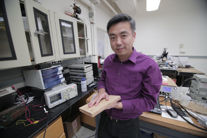 Xudong Wang, University of Wisconsin-Madison