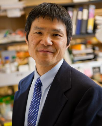 Shuji Ogino, M.D., Ph.D., Dana-Farber Cancer Institute