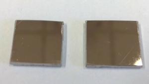 Chemists Watch Rust Form