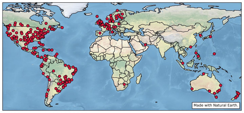 Netflix Server Locations