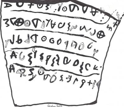 Most Ancient Hebrew Biblical Inscription Deciphered (1 of 2)
