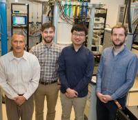 Stefan Putz, David Zajac, Xiao Mi and Jason Petta; Princeton University