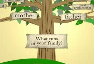 Know and Share Your Family Health History -- Talk Health History Campaign PSA Video