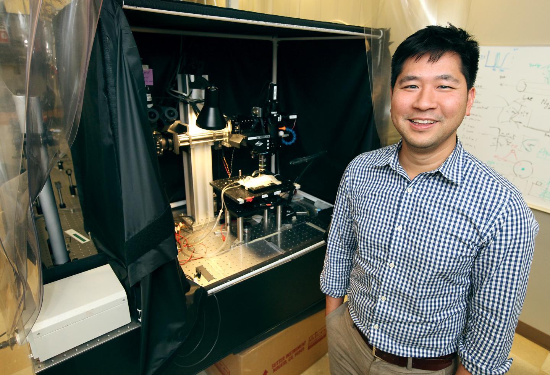 Andy Shih, Medical University of South Carolina