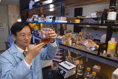 Percival Zhang, Virginia Tech