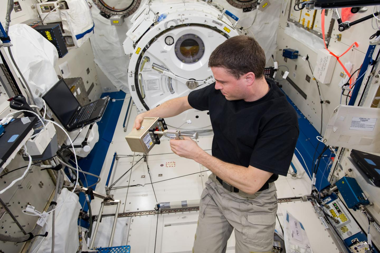 Reid Wiseman, NASA