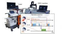 Photoacoustic Thermometry and Ultrasound Imaging System Integrated with HIFU Treatment System