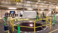 ISS-CREAM Testing