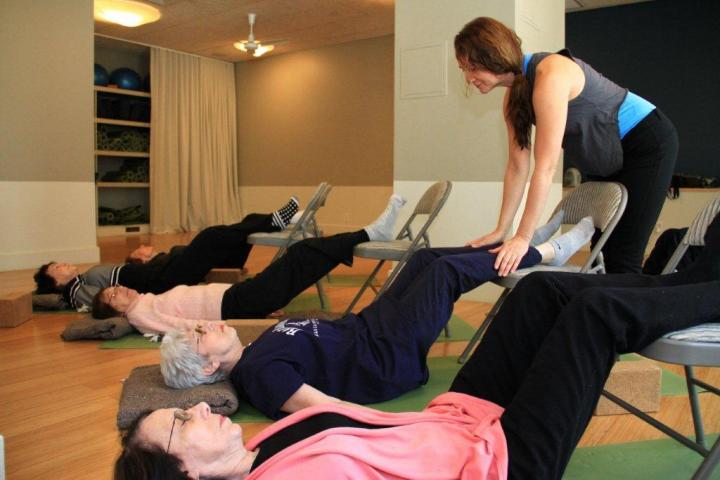 Hospital-Based Exercise Programs Can Benefit People with Arthritis