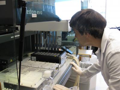 Inspecting Robotic Equipment