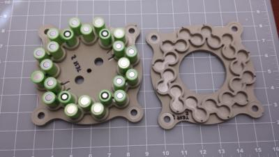 Battery Case First 3-D-printed Component Goddard Has Flown