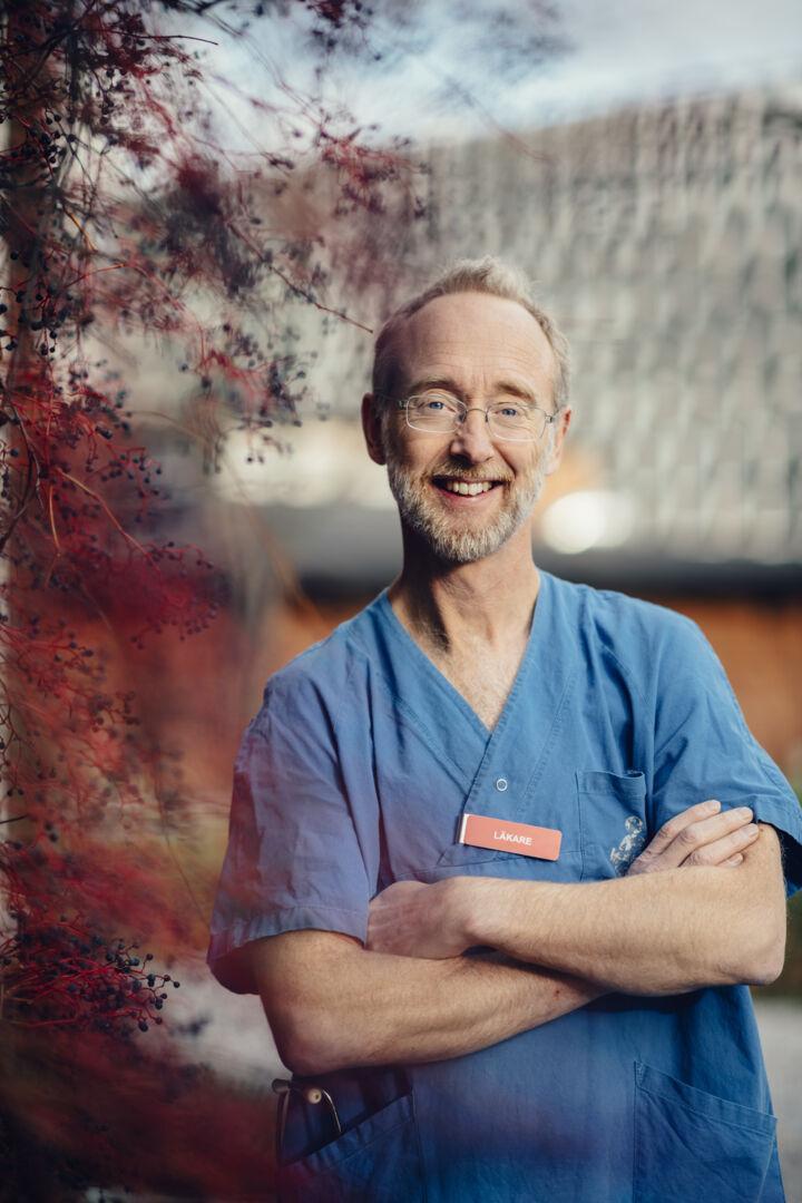 Press photo Jonas F. Ludvigsson