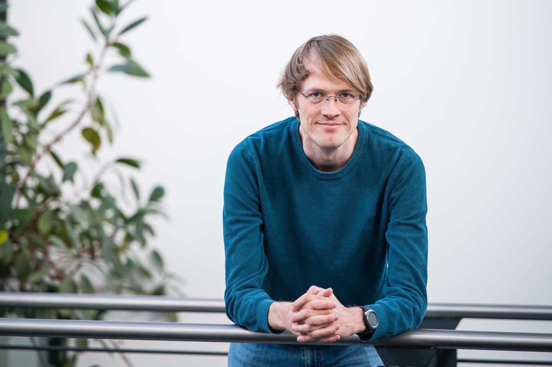 Professor Jan Reineke
