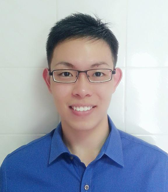 Andy Tay Kah Ping, Cambridge University Press