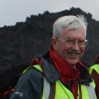 Professor Robert White, University of Cambridge