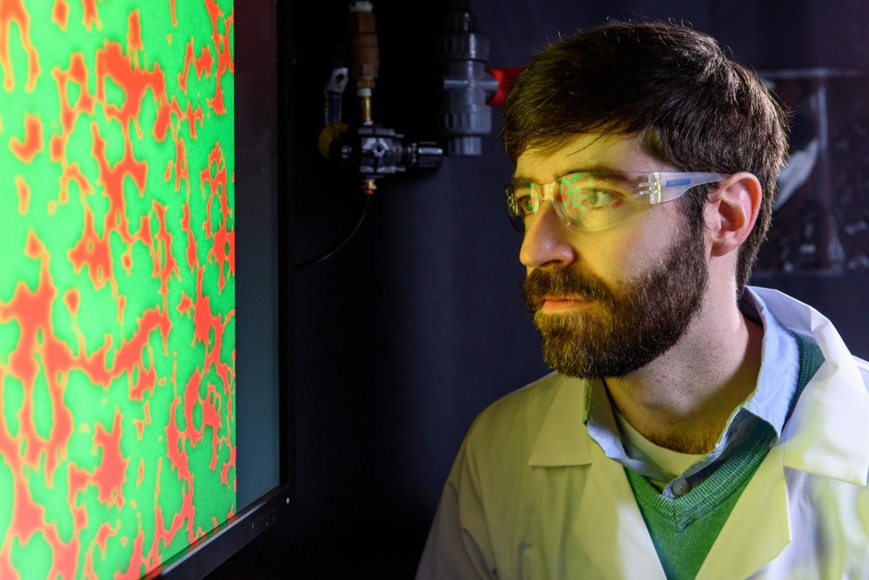 Soft Matter Physicist Peter Yunker