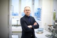 Professor Vytautas Getautis, KTU