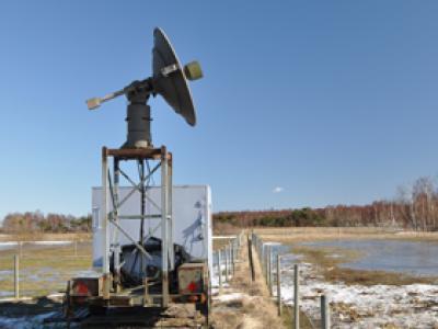 Tracking Radar Station