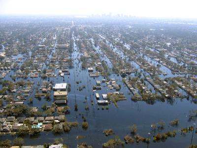 9th Ward Flooding