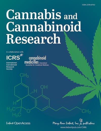 <i>Cannabis and Cannabinoid Research</i>
