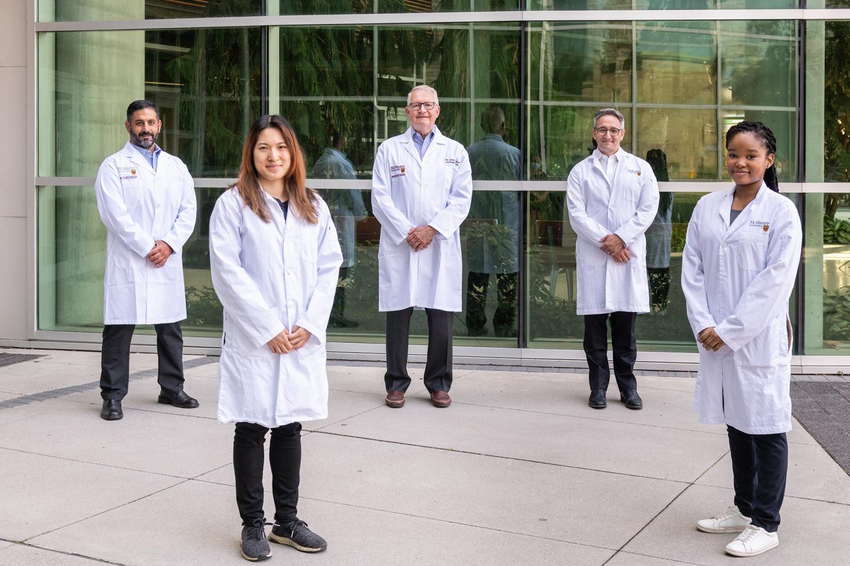 McMaster Platelet Immunology Laboratory researchers
