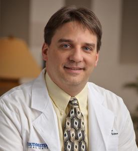 Dr. W. Lee Kraus, UT Southwestern Medical Center