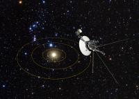 Voyager 1 Leaves the Solar System