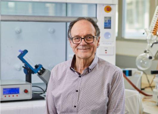 Professor Colin Raston