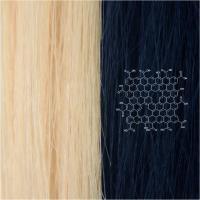 Graphene Dyed Hair 2