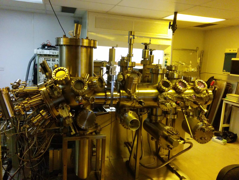Molecular Beam Epitaxy Reactors