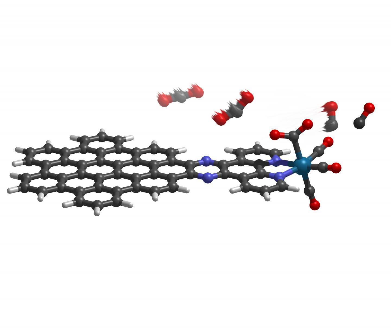 The Molecular Leaf -- NGReCO2