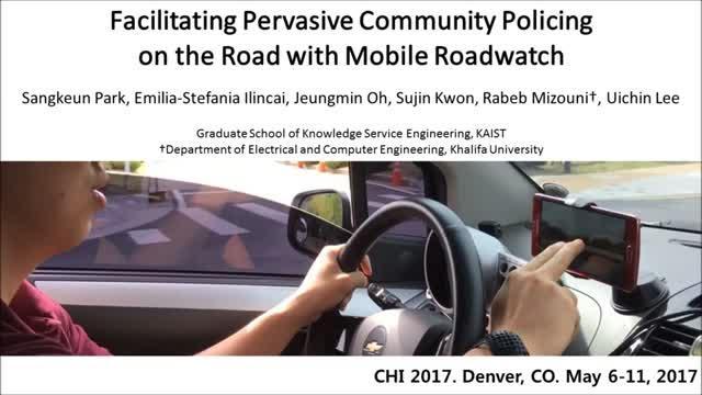 Crowdsourced Traffic Violation Reporting App