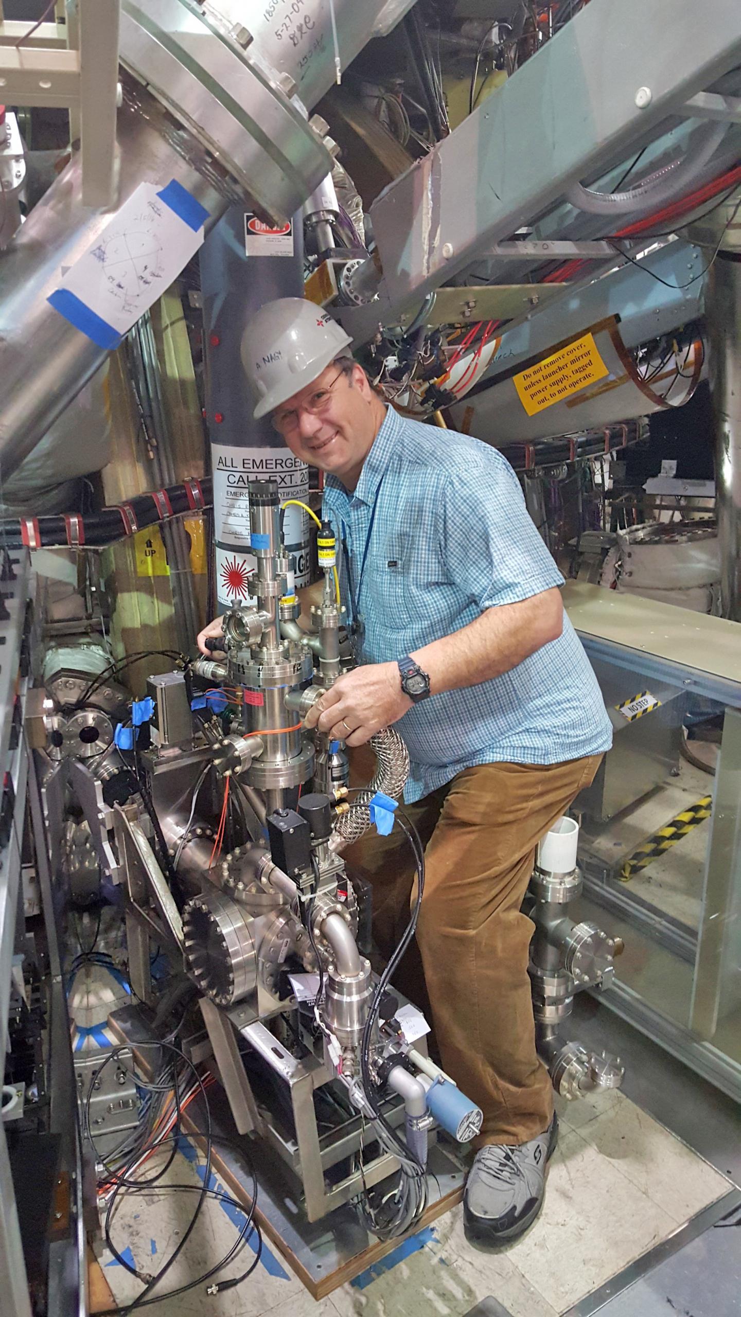 Alex Nagy, DOE/Princeton Plasma Physics Laboratory